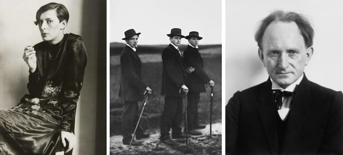 August Sander. KMS collection.